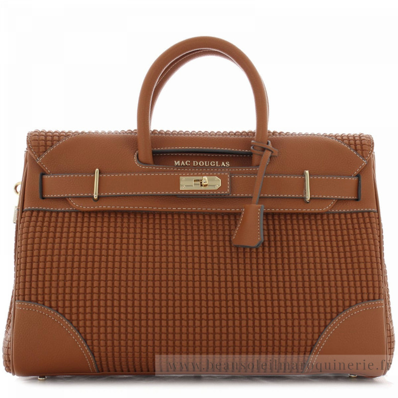grand sac beige mac douglas boutique