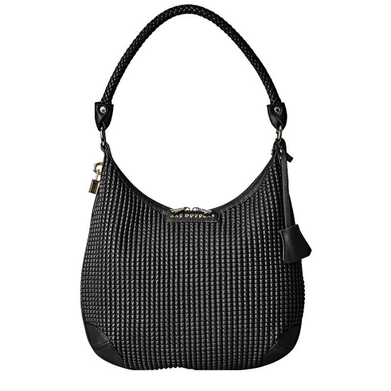 Sac besace synthétique Feuillage Bryan