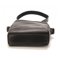 Sac travers en cuir grand format - Arhur & Aston
