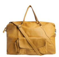 Grand sac shopping cuir Pieces Fatima 17090748