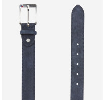 Ceinture ajustable cuir daim Boston Tommy Hilfiger AM0AM04075