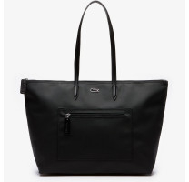 Sac shopping zippé Lacoste Concept Color Block NF2801CF