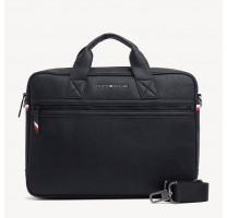 Sacoche porte ordinateur similicuir Tommy Hilfiger Elevated AM0AM04621