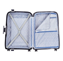Valise 4 roues 70 cm Delsey Moncey 00384482001 anthracite