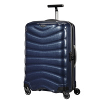 Valise 4 roues 69cm rigide Samsonite Firelite 77560-1549 Midnight Blue