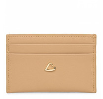 Porte-cartes cuir Lancaster City Philos 123-15 Naturel